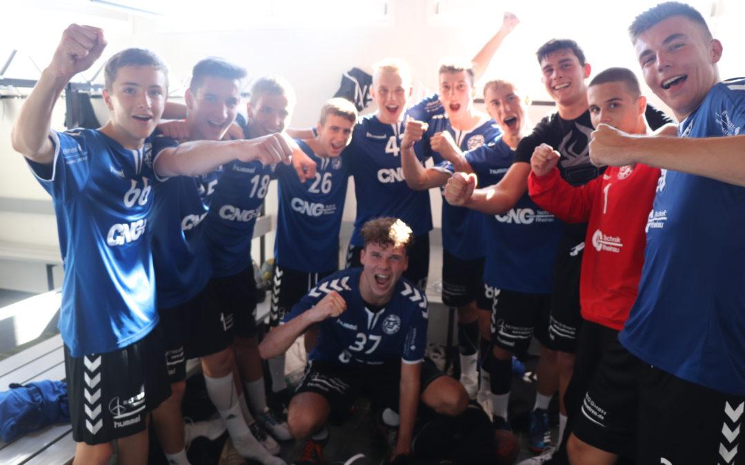 B1 startet mit unerwartetem Sieg gegen Frisch Auf Göppingen