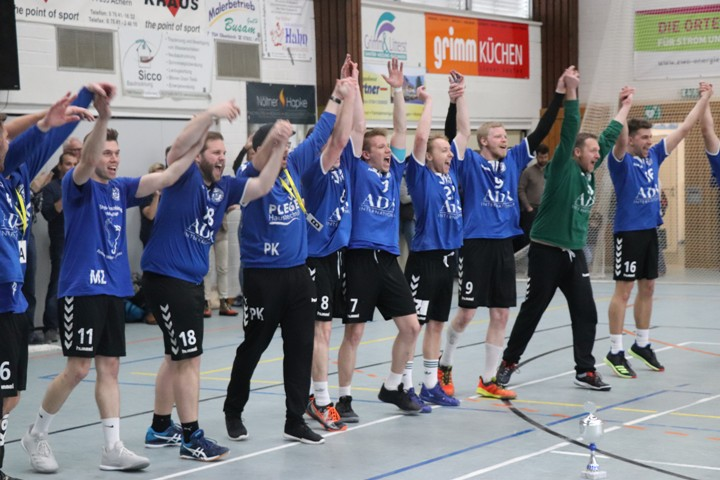 SHV-Pokal 1.Runde TuS Helmlingen II – TS Ottersweier I 37:29 (17:18)