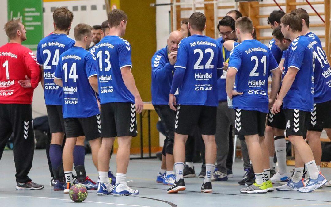 TuS Helmlingen bestreitet weiteres Derby bei der SG Kappelw./Steinb.